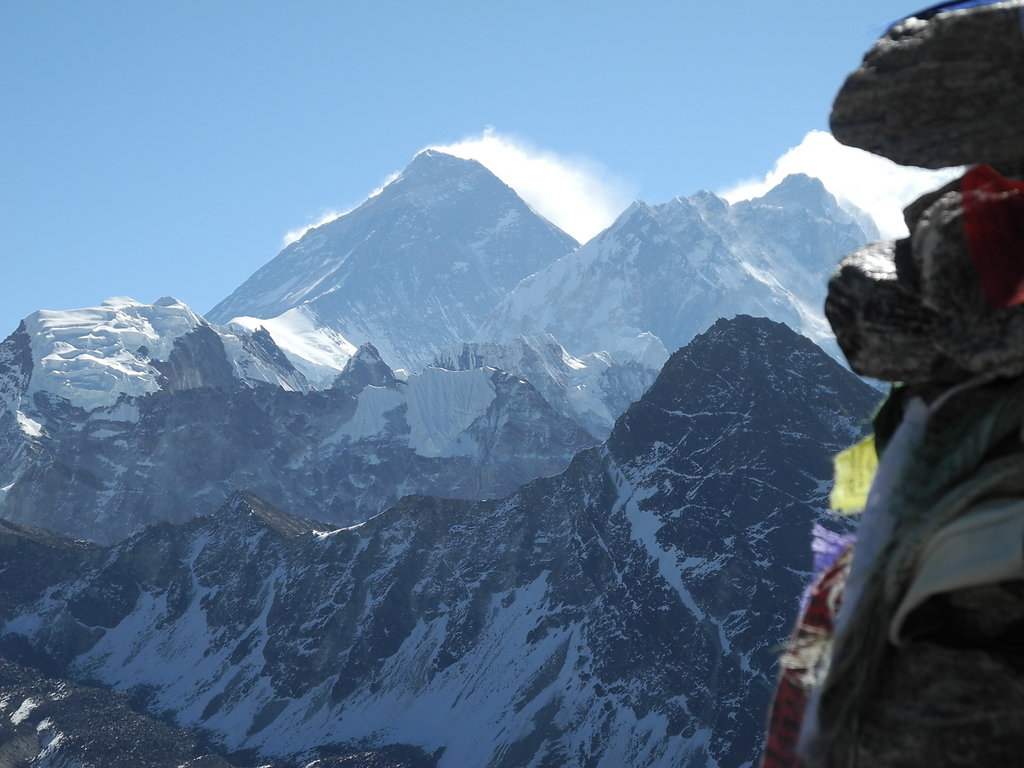Mt Everest (8848m)