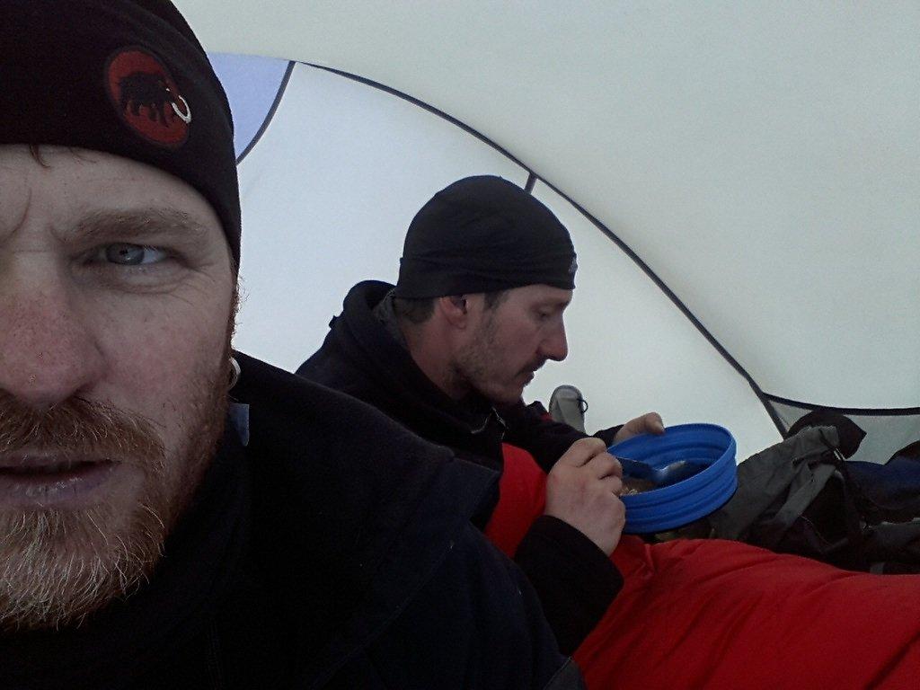 Mera Peak High Camp (5800m)