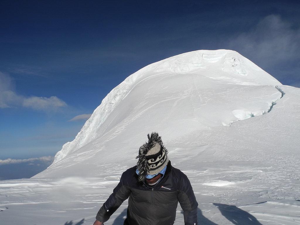 Mera Central Peak (6654m)