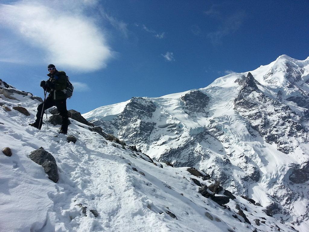 Ascend to the Mera Peak Highamp