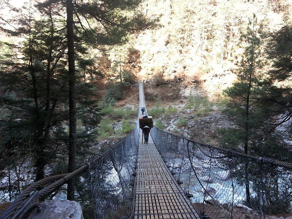 Bridge in Monjo