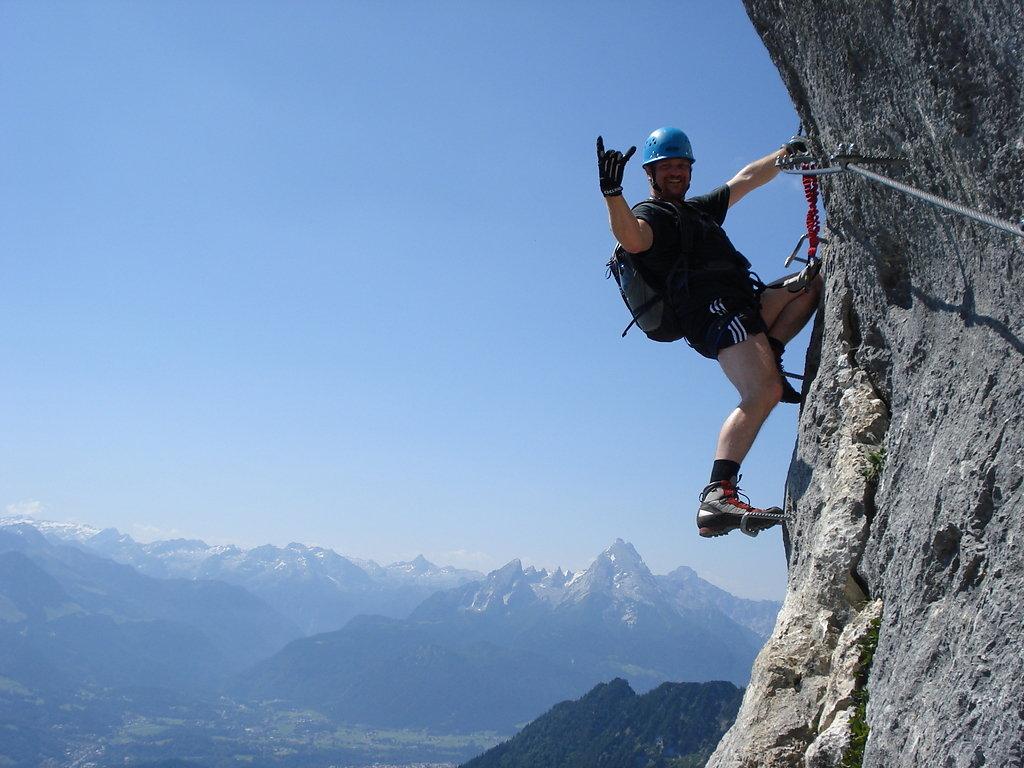 Berchtesgadener Hochthron, 2013