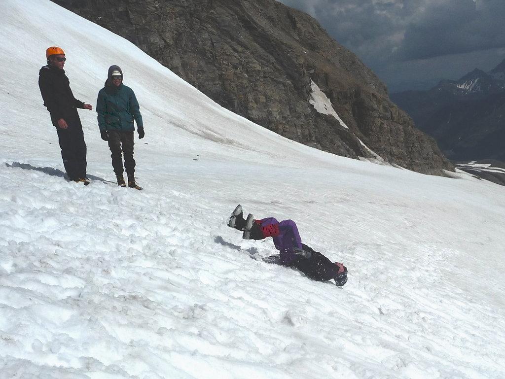 Gletscherkurs 2013