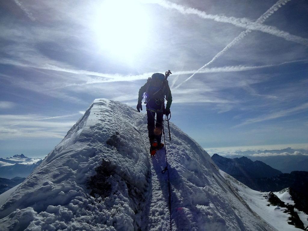 Großvenediger (3662m), Südroute, 2015