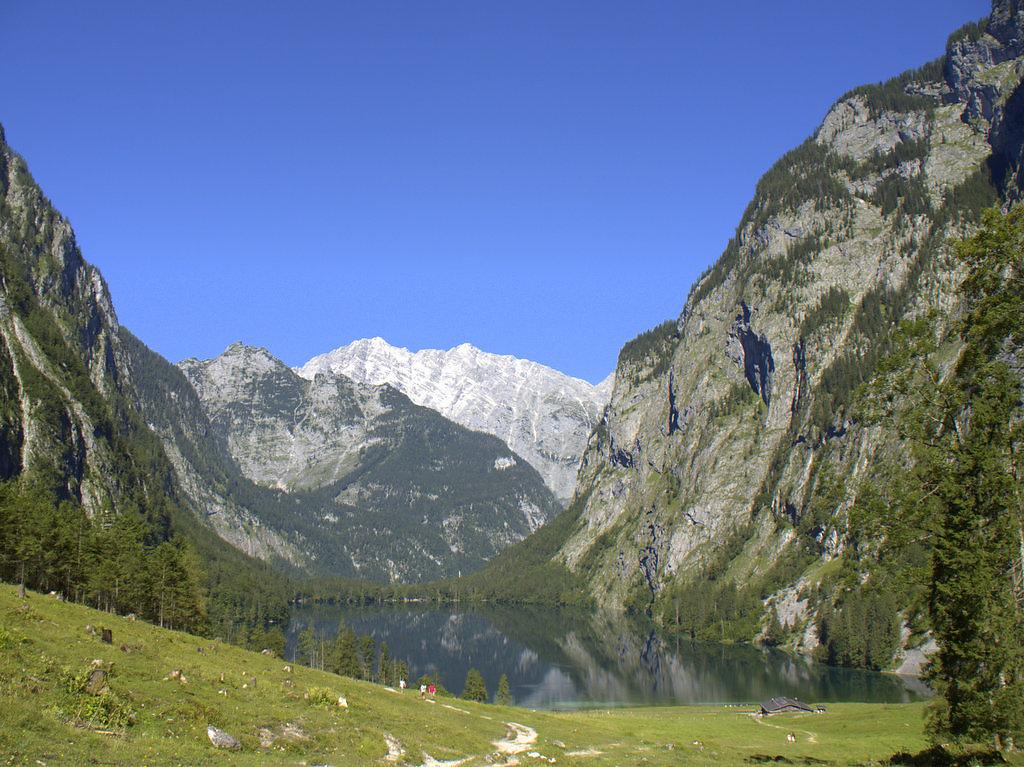 Blick zurück zum Obersee
