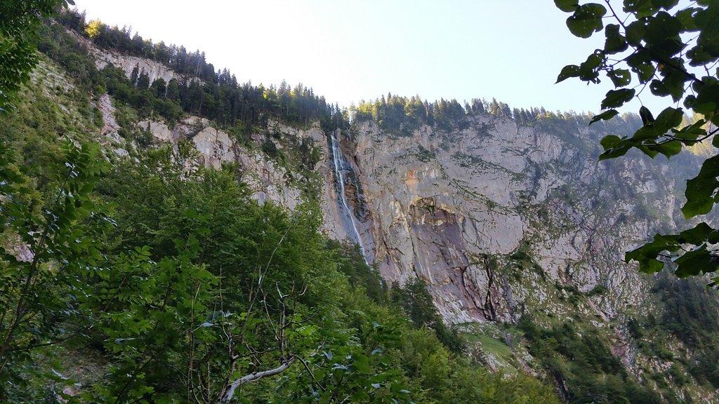 Röthbachfall (380m)